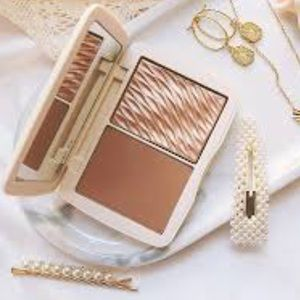 COVER FX MONOCHROMATIC BRONZER DUO - SUNKISSED